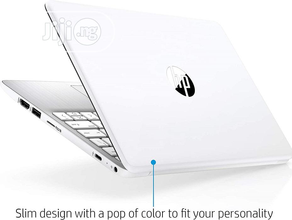New Laptop HP Stream 11 4GB Intel Celeron HDD 32GB | Laptops & Computers for sale in Ikeja, Lagos State, Nigeria