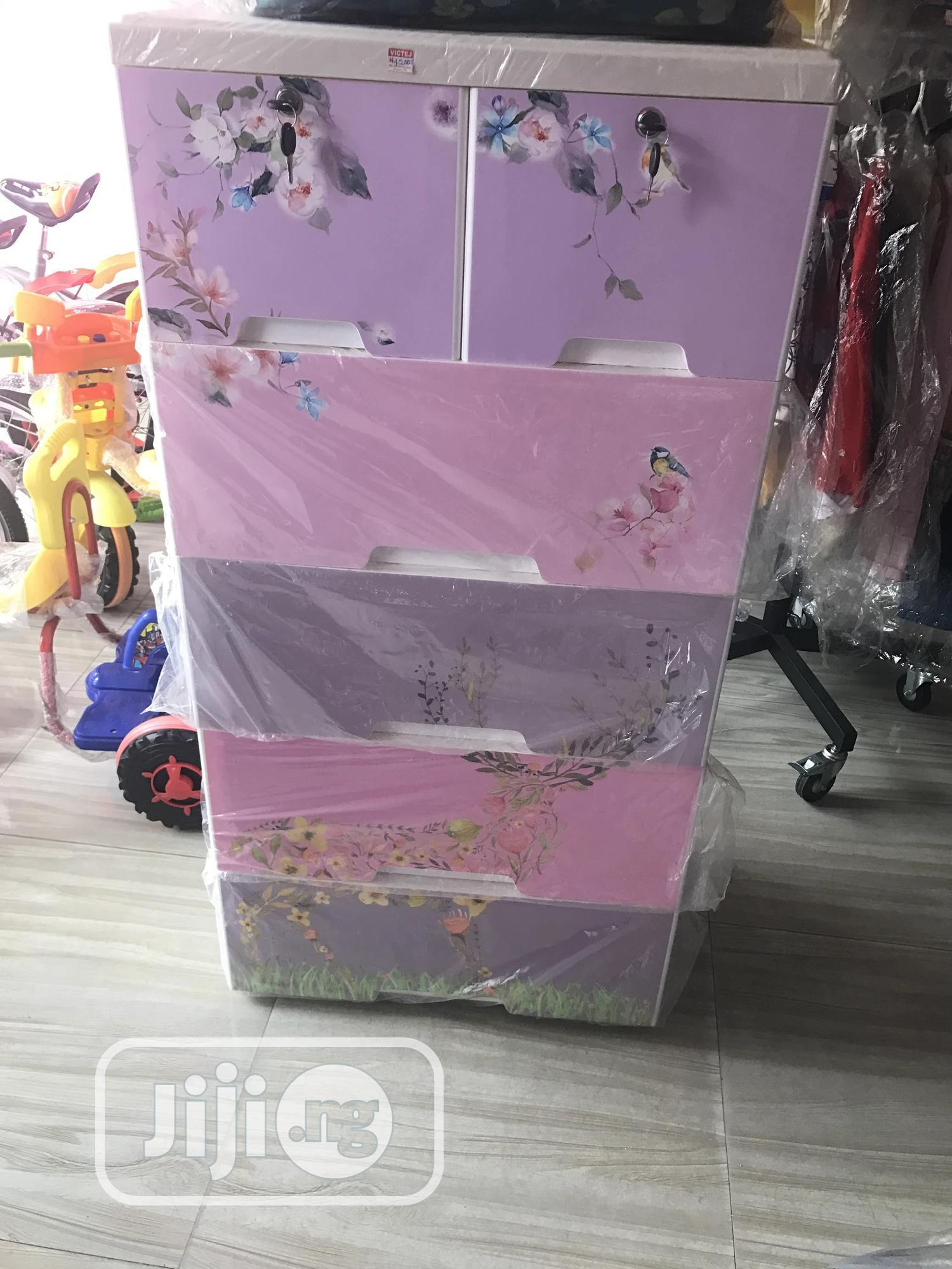 Plastic Drawer For Babies
