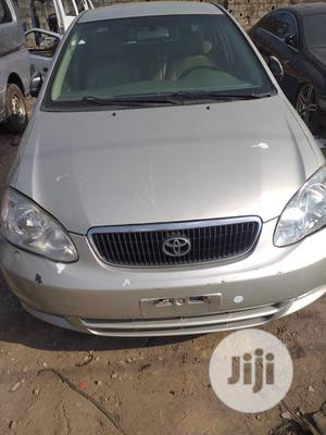 Toyota Corolla 2003 Silver | Cars for sale in Lagos State, Mushin