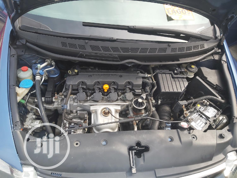 Honda Civic 2007 1.8 Sedan EX Automatic Blue | Cars for sale in Yenagoa, Bayelsa State, Nigeria