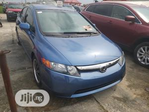 Honda Civic 2007 1.8 Sedan EX Automatic Blue | Cars for sale in Bayelsa State, Yenagoa