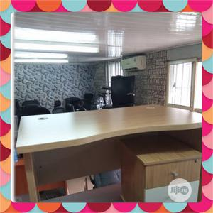 Executive Office Table Fashionable Design 120x70x75cm | Furniture for sale in Lagos State, Badagry