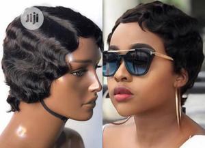Short Pixie Human Hair Wig | Hair Beauty for sale in Lagos State, Ifako-Ijaiye