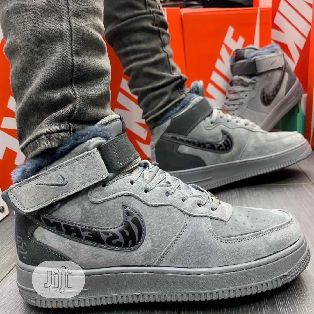 Nike High Top Airforce1