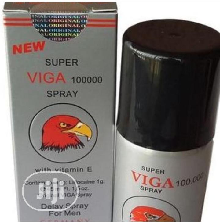 Viga Spray for Quick Ejaculation