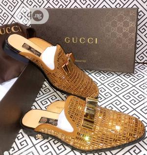 Gucci Golden Shoe | Shoes for sale in Lagos State, Lagos Island (Eko)