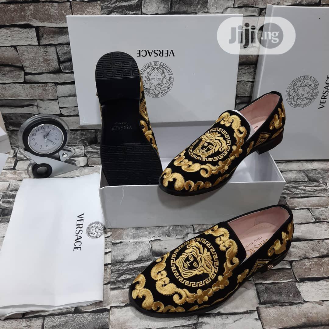 Versace Luxury Men Shoes