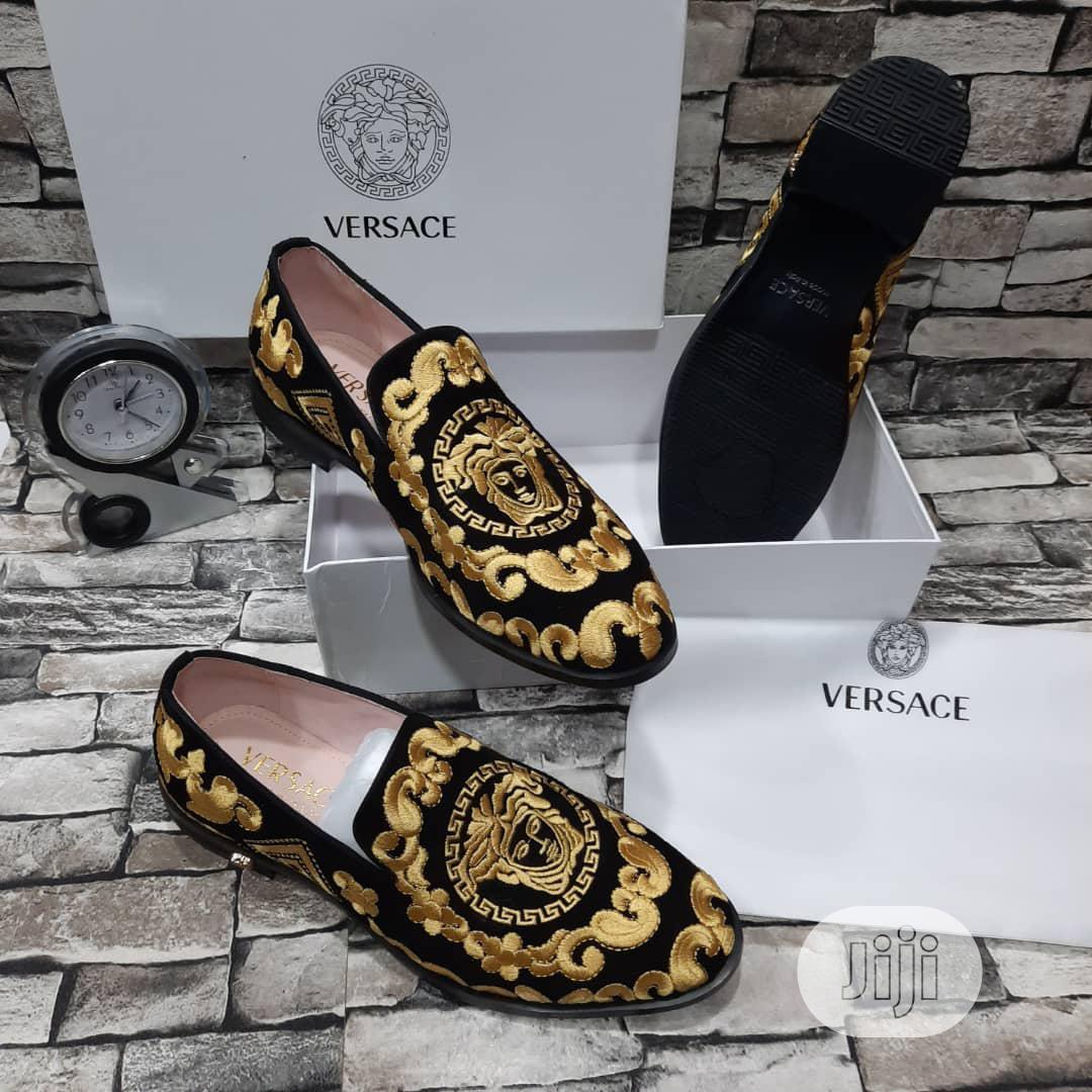 Versace Luxury Men Shoes | Shoes for sale in Lagos Island (Eko), Lagos State, Nigeria