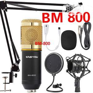 Bm-800 Condenser Microphone   Audio & Music Equipment for sale in Lagos State, Ikeja