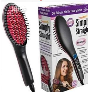 Simply Straight Hot Brush   Tools & Accessories for sale in Lagos State, Abule Egba