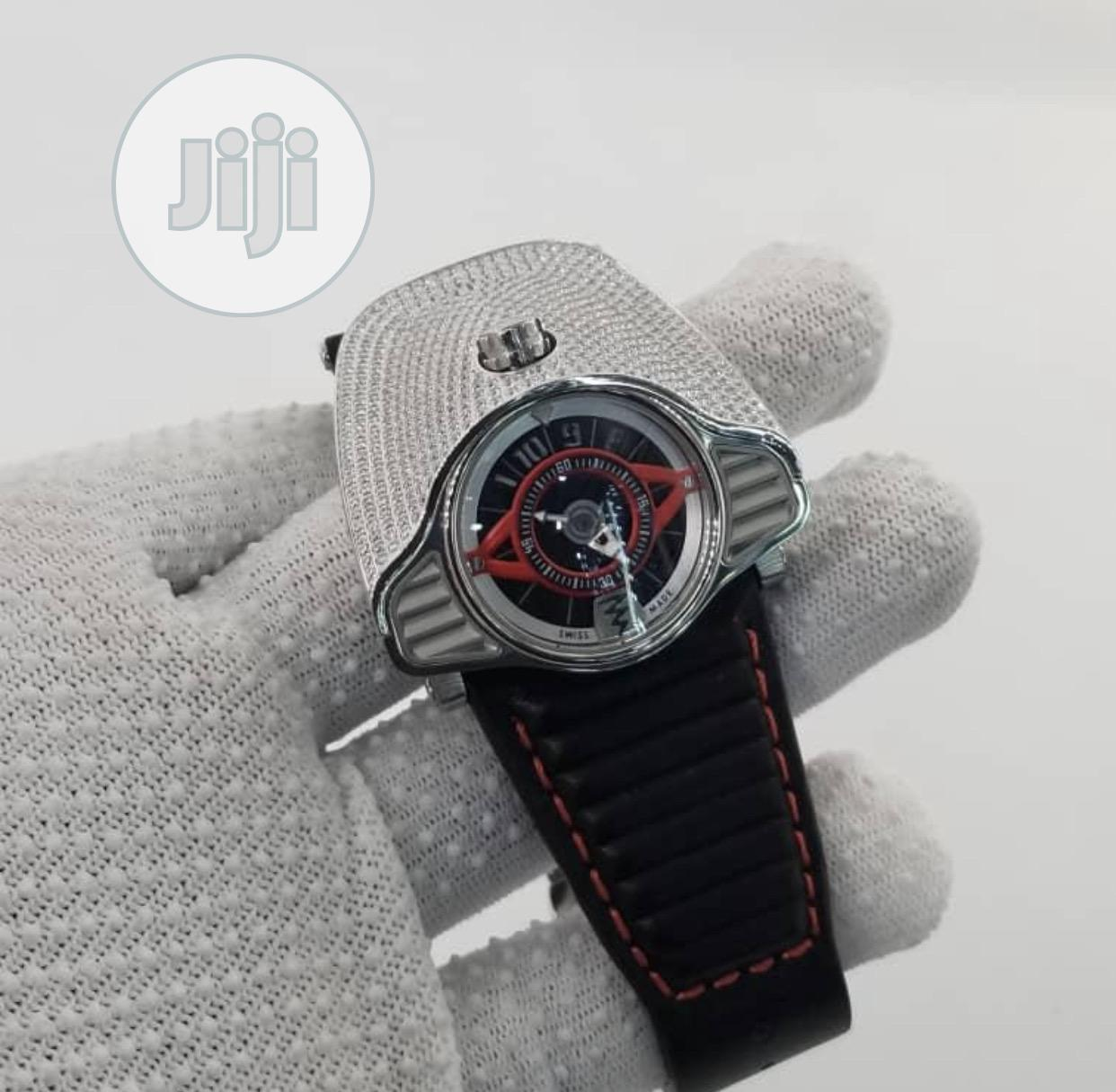 Azimuth Swiss Made Wrist Watch   Watches for sale in Lagos Island (Eko), Lagos State, Nigeria