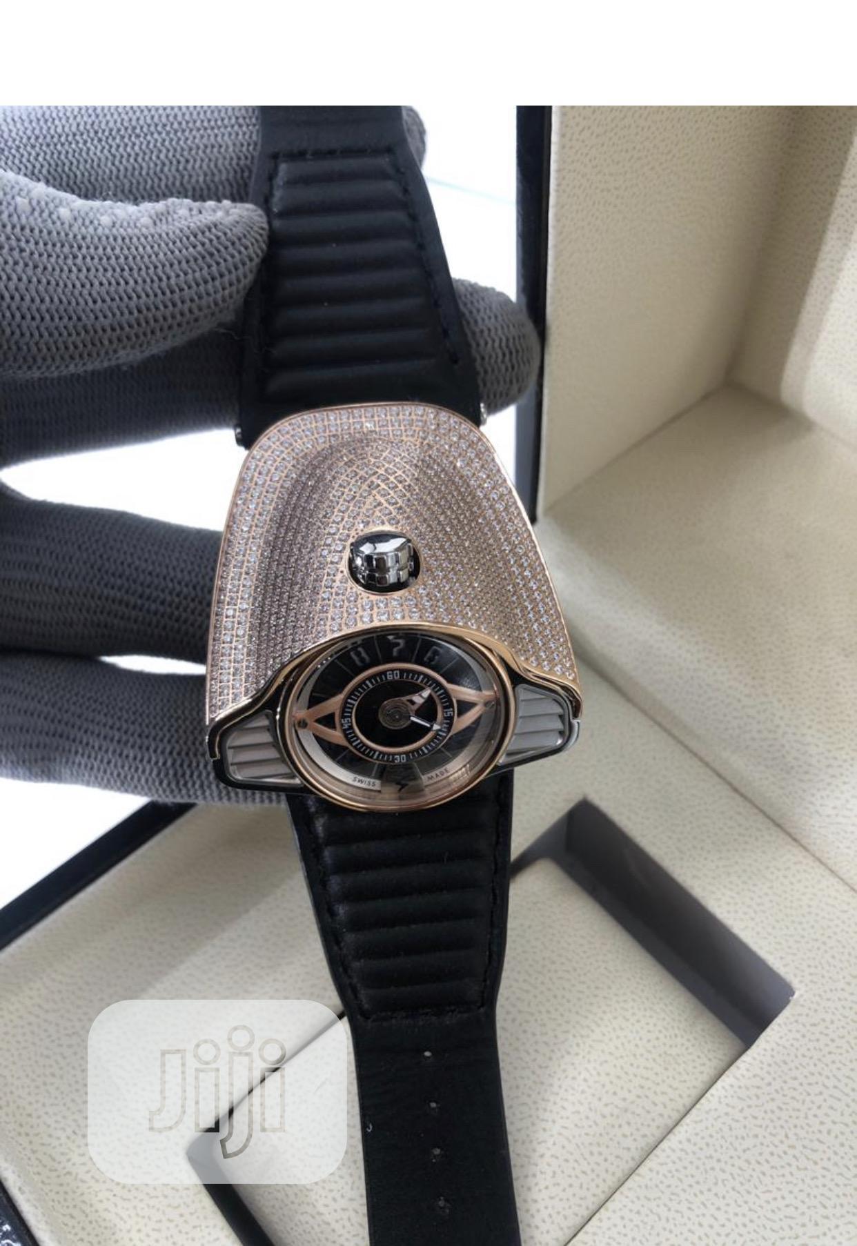 Azimuth Swiss Made Wrist Watch