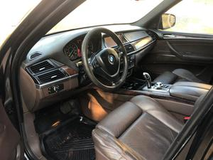 BMW X5 2008 4.8i Sports Activity Black   Cars for sale in Abuja (FCT) State, Central Business Dis