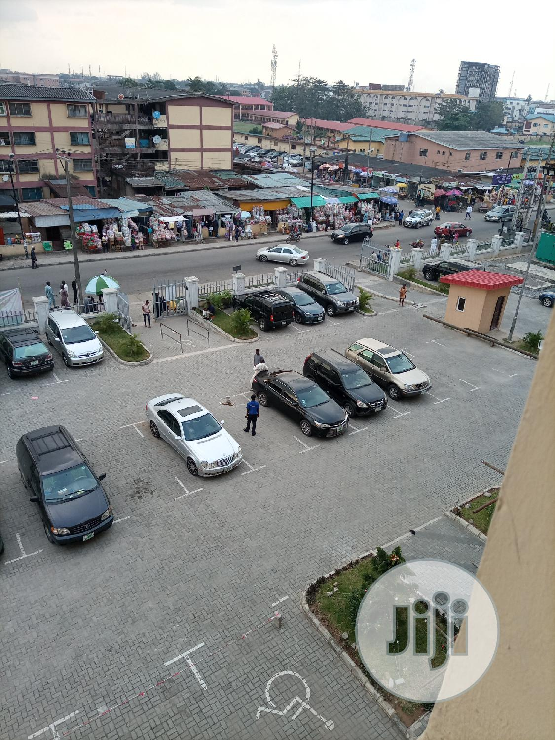 Archive: A Vacant Shop Space At Ogba Shopping Mall.N5,2mill