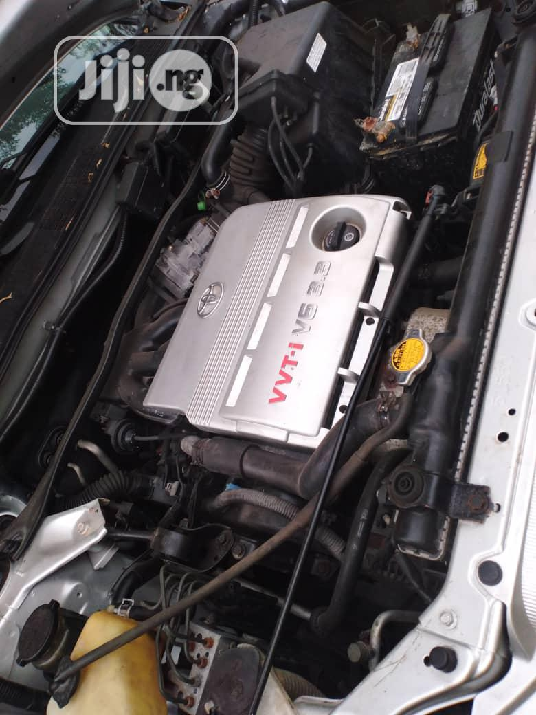 Toyota Highlander 2005 Limited V6 Silver   Cars for sale in Isolo, Lagos State, Nigeria
