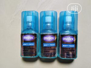 3pcs: Medex Breath Freshener/ Mouth Spray | Bath & Body for sale in Lagos State, Amuwo-Odofin