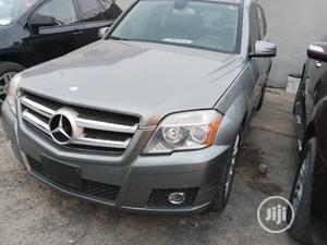 Mercedes-Benz GLK-Class 2010 350 4MATIC Gray   Cars for sale in Lagos State, Amuwo-Odofin