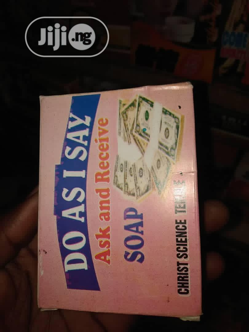 Do as I Say Soap | Bath & Body for sale in Surulere, Lagos State, Nigeria