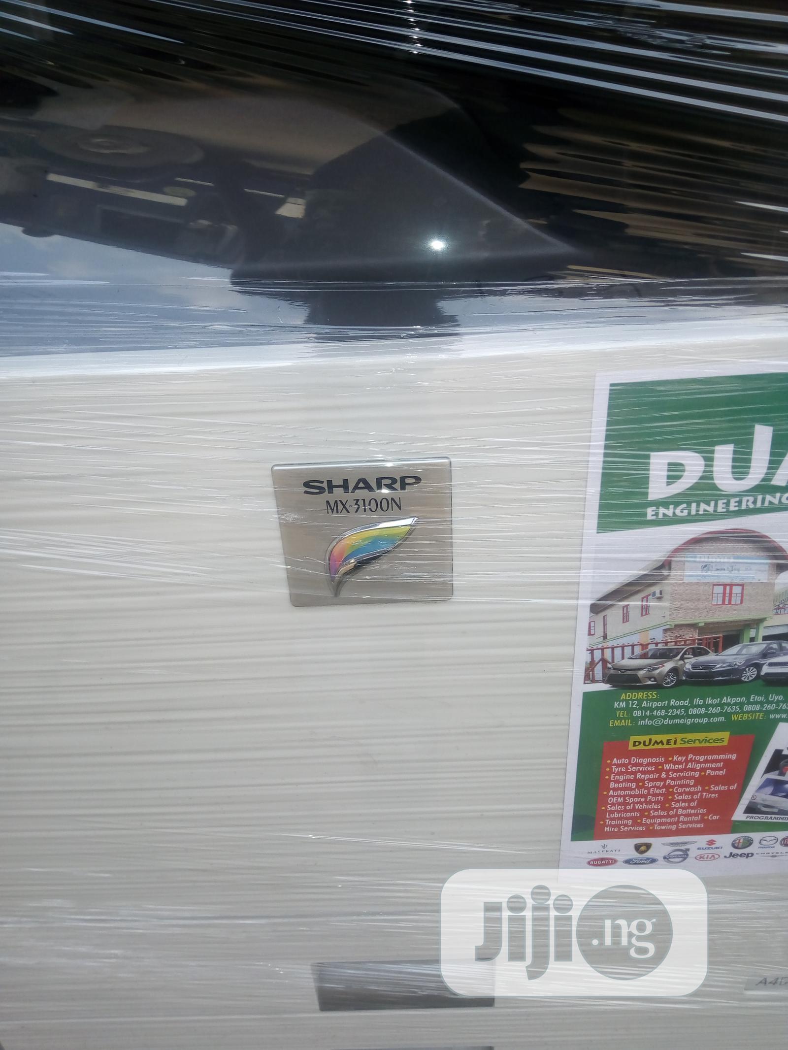 Sharp Mx-3100n Multifunctional | Printers & Scanners for sale in Surulere, Lagos State, Nigeria