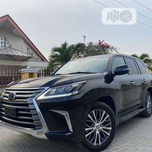 Lexus LX 2017 570 Base Black | Cars for sale in Lagos State, Lekki