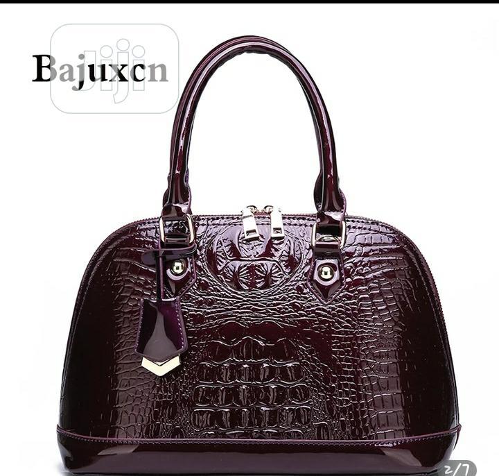 Women Crocodile Pattern Luxury Bag