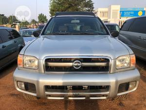 Nissan Pathfinder 2003 SE RWD SUV (3.5L 6cyl 4A) Silver | Cars for sale in Abuja (FCT) State, Apo District