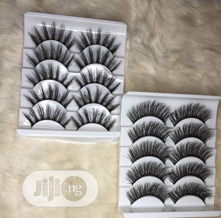 Archive: Human Hair 3D Mink Lashes