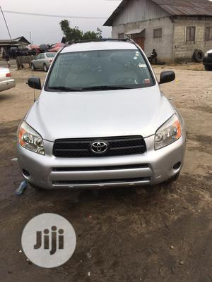 Toyota RAV4 2008 2.4 Gray | Cars for sale in Rivers State, Port-Harcourt