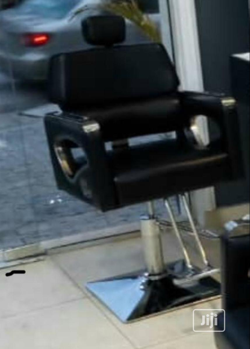 Archive: Quality Salon Chair With Foot Rest