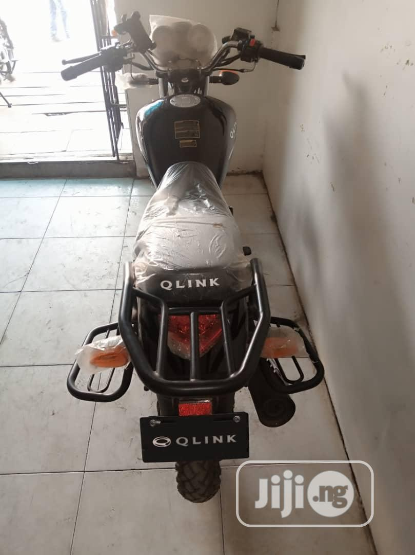 New Sonlink SL200-8B 2020 Black | Motorcycles & Scooters for sale in Yaba, Lagos State, Nigeria