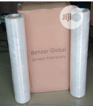 Benzor Global Clear Stretch Film 6pcs   Stationery for sale in Lagos State, Surulere