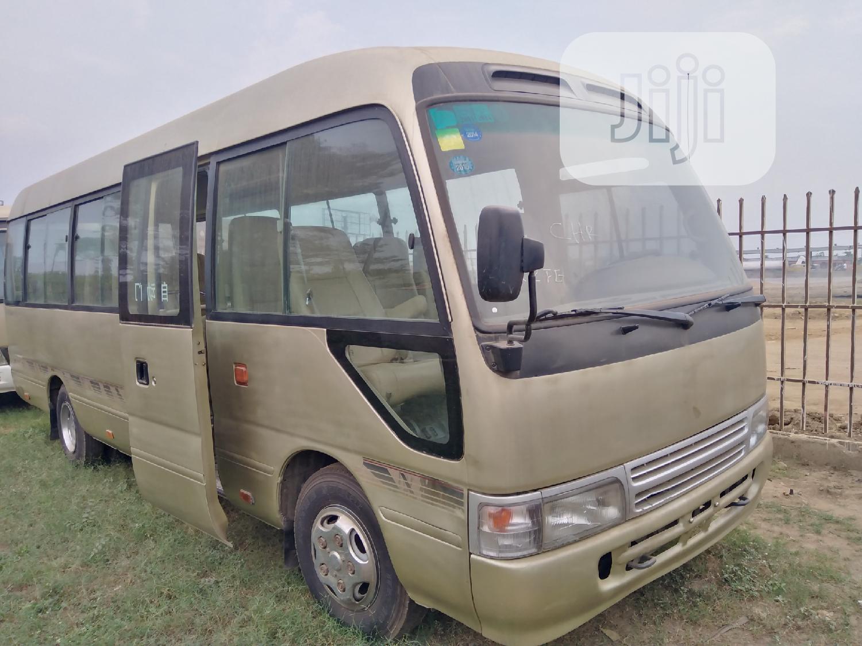 Toyota Coaster Bus