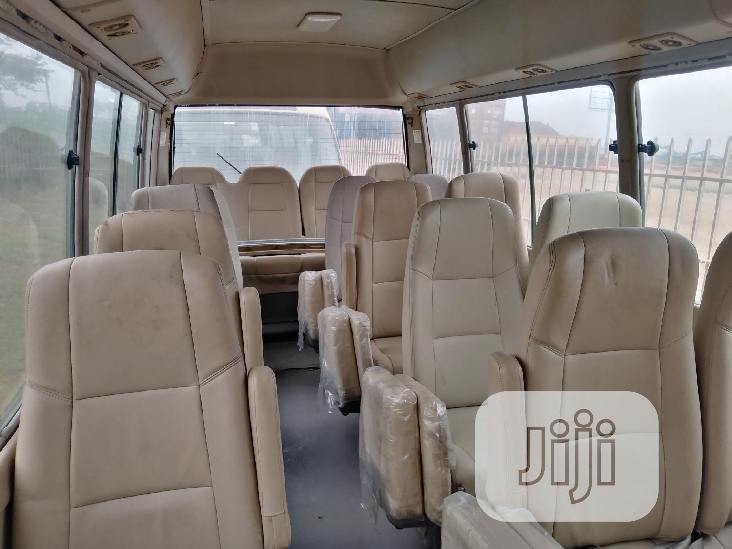 Toyota Coaster Bus   Buses & Microbuses for sale in Ikeja, Lagos State, Nigeria