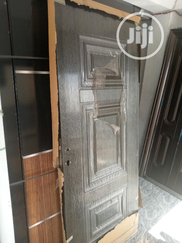Turkey Panel Door