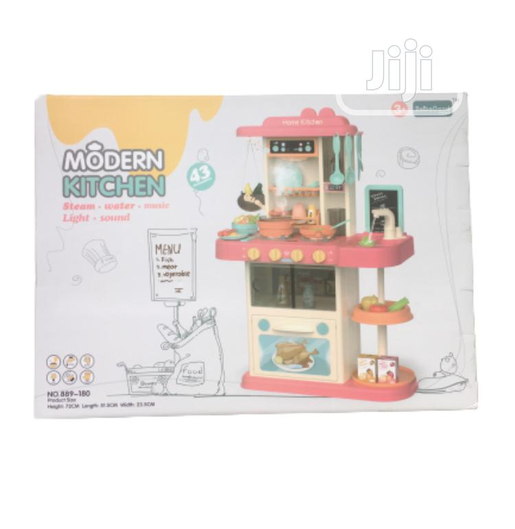 Kids Modern Kitchen