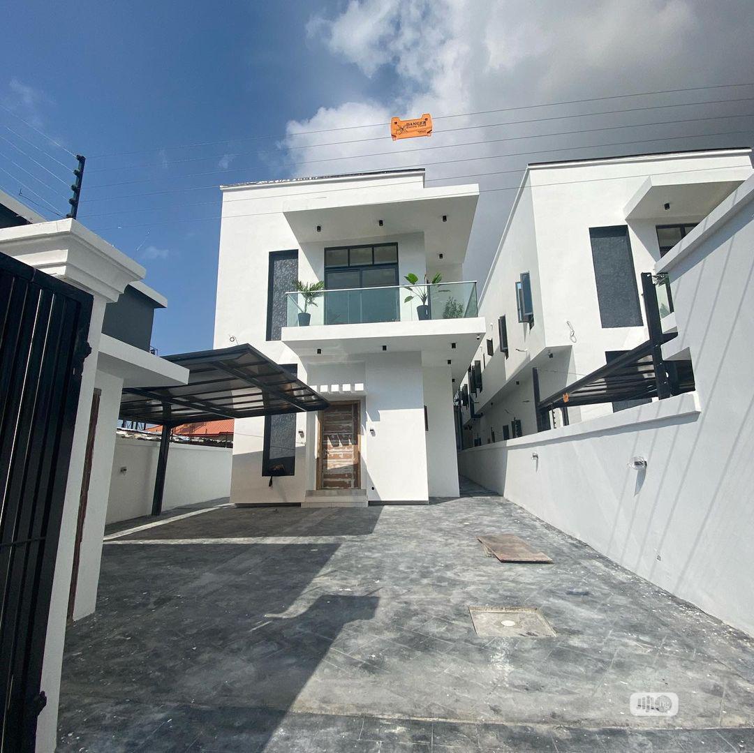 Beautiful 5 Bedroom Detached Duplex With 1 Room BQ For Sale