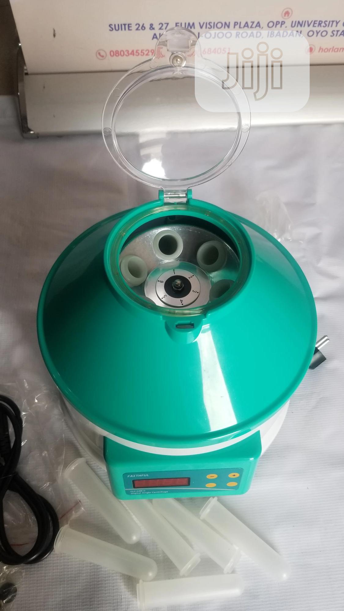 Digital Centrifuge (6x15ml) | Medical Equipment for sale in Ibadan, Oyo State, Nigeria
