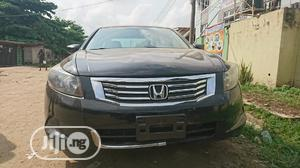Honda Accord 2008 2.0 Comfort Black | Cars for sale in Lagos State, Isolo