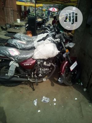 New Sonlink SL200-8A 2019 Black | Motorcycles & Scooters for sale in Lagos State, Yaba