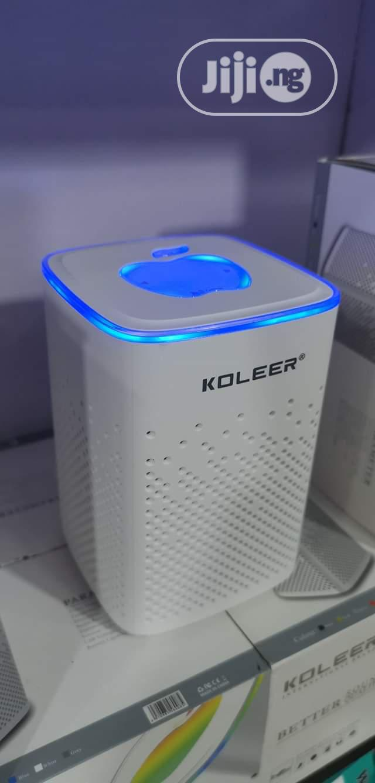 Apple Koleer S818 | Audio & Music Equipment for sale in Port-Harcourt, Rivers State, Nigeria