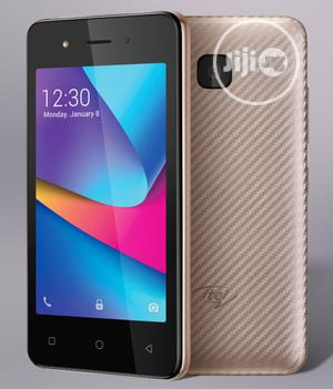 New Itel A14 8 GB Gold | Mobile Phones for sale in Lagos State, Ikeja