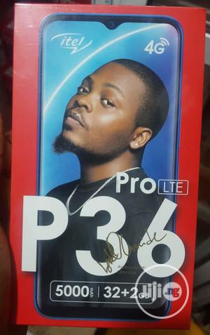 New Itel P36 Pro 32 GB Blue | Mobile Phones for sale in Lagos State, Ikeja