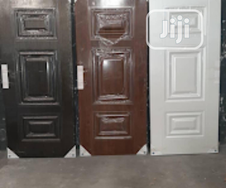Original Turkey Panel Door