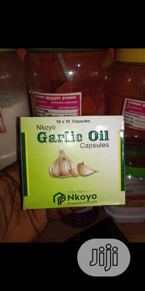 Garlic Oil Capsule   Vitamins & Supplements for sale in Oyo State, Ibadan