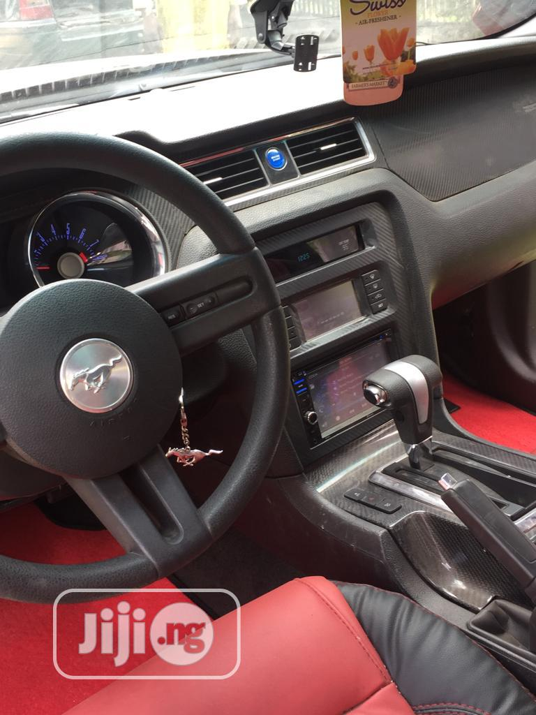 Ford Mustang 2012 Red | Cars for sale in Lekki, Lagos State, Nigeria