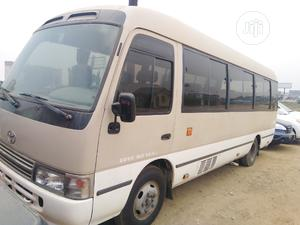 Toyota Coaster Buy And Drive Full Option   Buses & Microbuses for sale in Lagos State, Ikeja