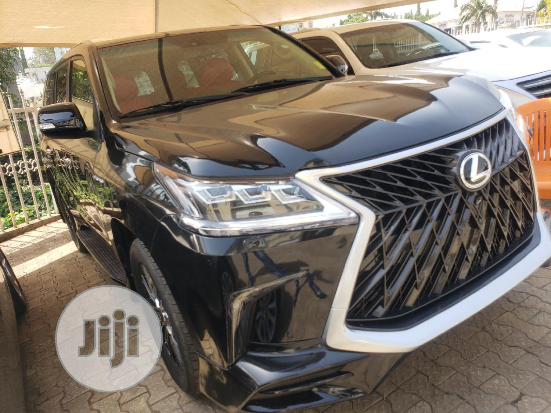 Lexus LX 2020 Black | Cars for sale in Garki 2, Abuja (FCT) State, Nigeria