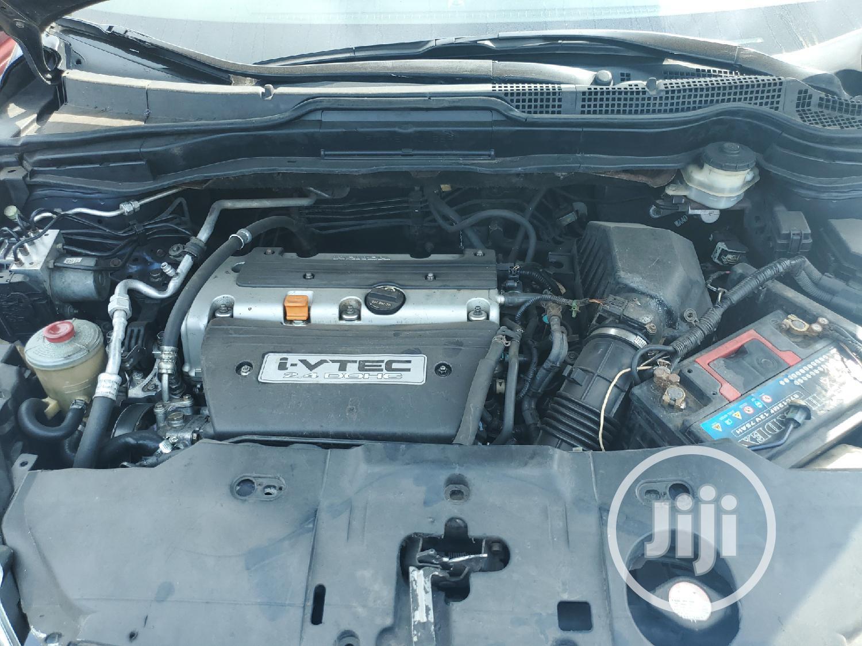 Archive: Honda CR-V 2008 2.4 Blue