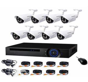 CCTV 8 Cameras, Nvr, Wifi Connectivity, | Security & Surveillance for sale in Lagos State, Alimosho