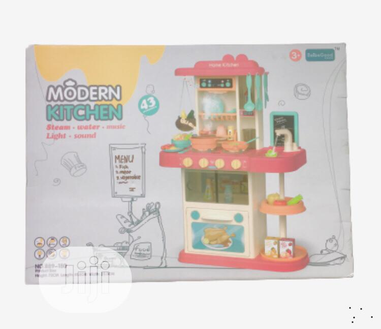 Kids Modern Kitchen